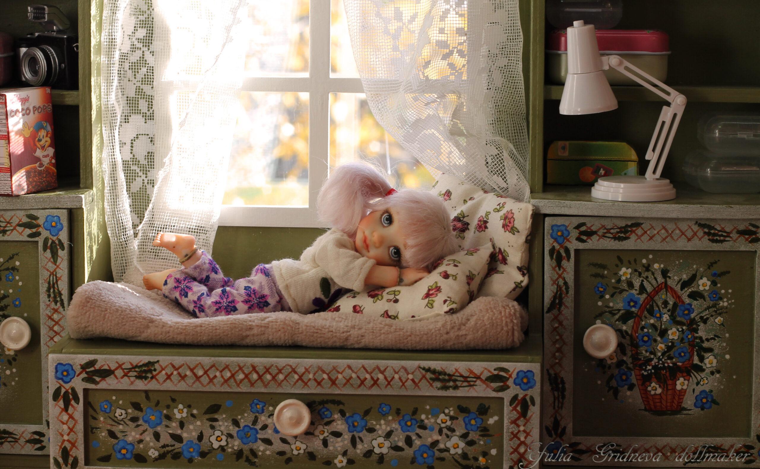 Yulia Gridneva Dolls